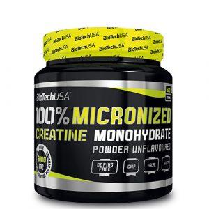 BioTechUSA: 100% Creatine Monohydrate (500 гр)