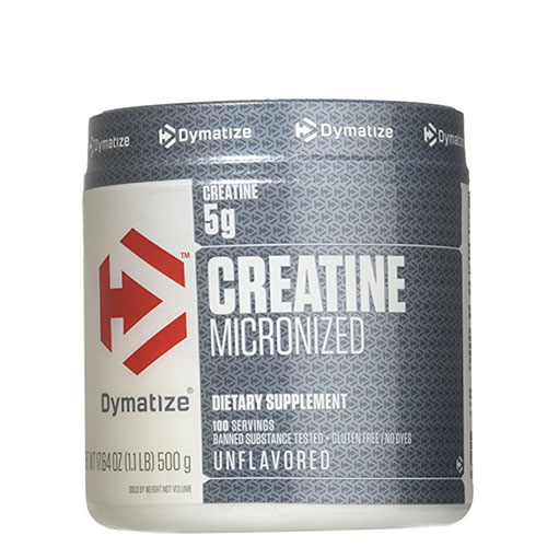 Dymatize: Creatine Micronized (500 г)