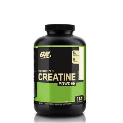 Optimum Nutrition: Creatine Powder (600 г)