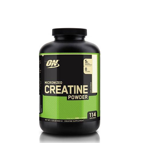 Optimum Nutrition: Creatine Powder (600 г)