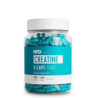 KFD: Creatine Caps 1000 (500 капс)