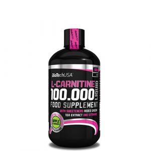 BioTechUSA: L-Carnitine 100 000 mg (500 мл)