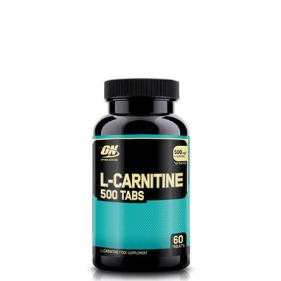 Optimum Nutrition: L-Carnitine 500 (60 капс)