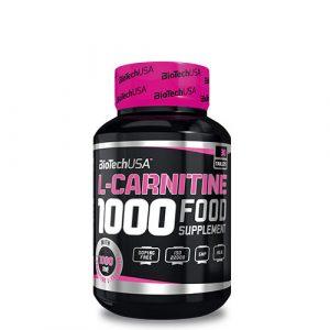 BioTechUSA: L-Carnitine 1000 mg (30 таб)