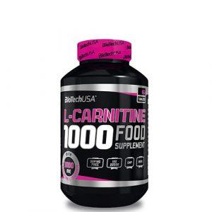 BioTechUSA: L-Carnitine 1000 mg (60 таб)