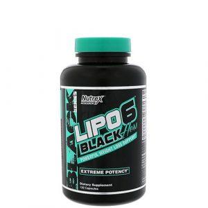 Nutrex: Lipo-6 Black Hers (120 капс)