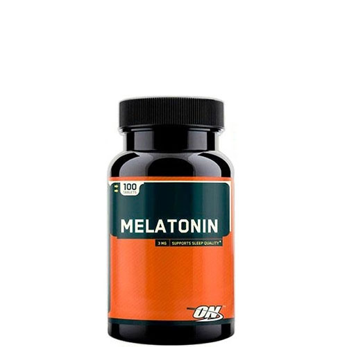 Optimum Nutrition: Melatonin (3 мг, 100 таб)