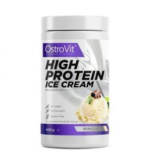 OstroVit: High protein ice cream (400 гр, 8 порций)