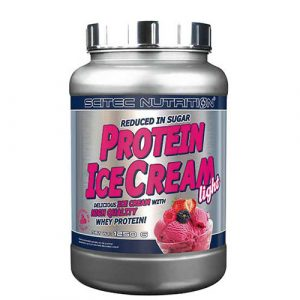 SCITEC: Protein Ice Cream (1250 гр, 25 порций)