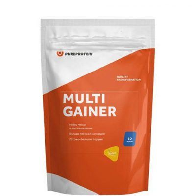PureProtein: Multicomponent Gainer (1000 г)