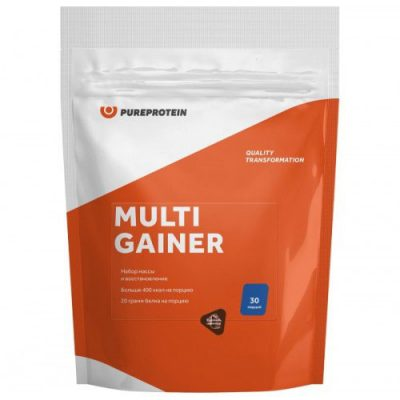 PureProtein: Multicomponent Gainer (3000 г)