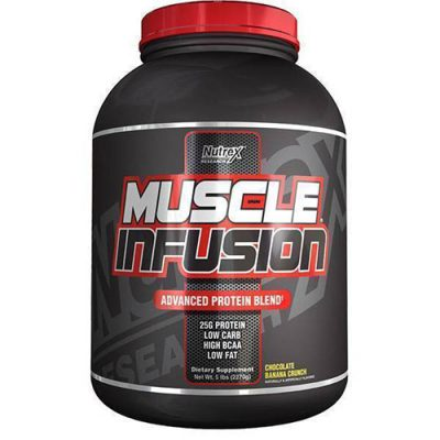 Nutrex: Muscle Infusion (2270 гр)
