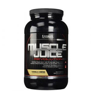 Ultimate Nutrition: Muscle Juice Revolution (2120 гр)
