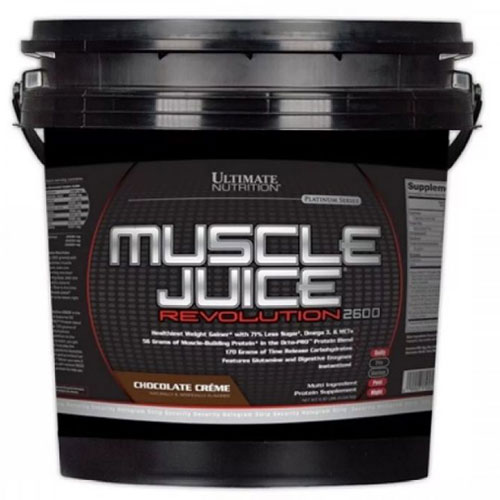 Ultimate Nutrition: Muscle Juice Revolution (5040 гр)