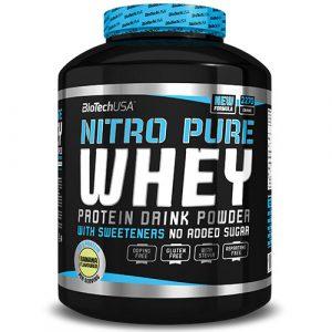 BioTechUSA: Nitro Pure Whey (2270 гр)