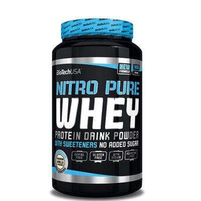 BioTechUSA: Nitro Pure Whey (908 гр)