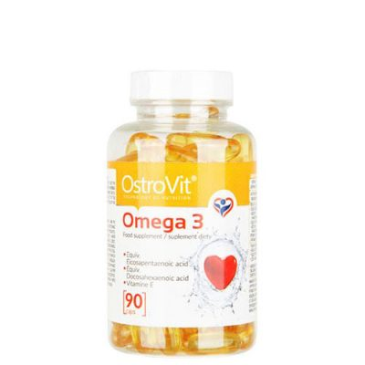 OstroVit: Omega 3 (90 капс)