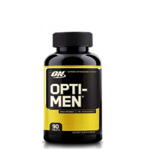 Optimum: Opti-Men (90 капсул, 30 порций)