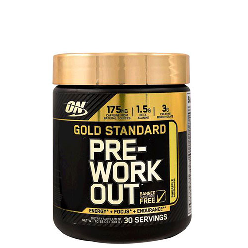 Optimum Nutrition: PRE-Workout (300 г, 30 порций)
