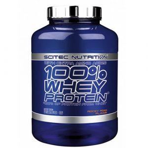 SCITEC: Whey Protein (2350 гр)