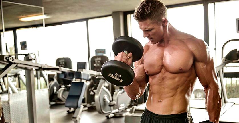 Секреты роста мышечной массы
