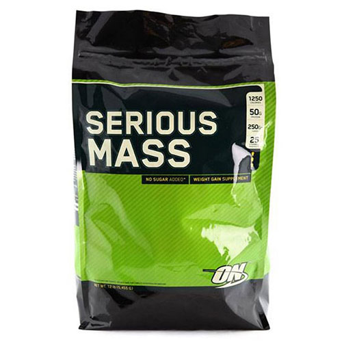 Optimum Nutrition: Serious Mass (5.45 кг)