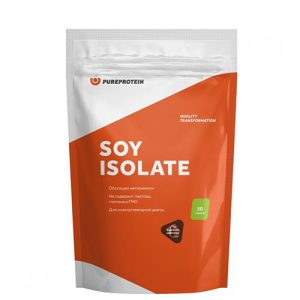 PureProtein: Soy Protein (900 г)