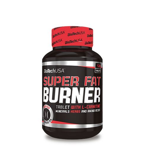 BioTechUSA: Super Fat Burner (120 таб)