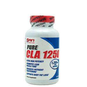 SAN: CLA (1250 мг, 90 капс)