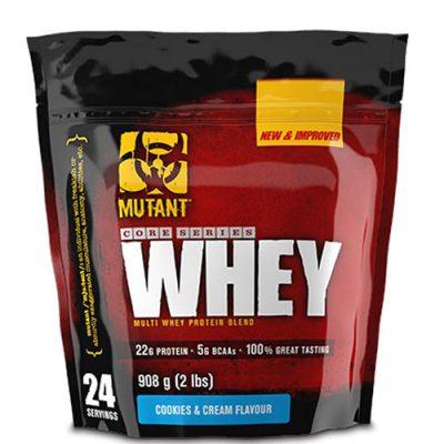 Mutant: Whey (908 г, 22 порции)