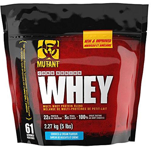 Mutant: Whey (2270 г, 56 порций)