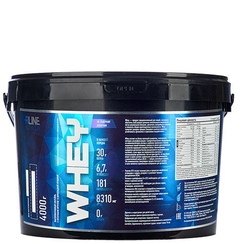 Rline: WHEY (4 кг)