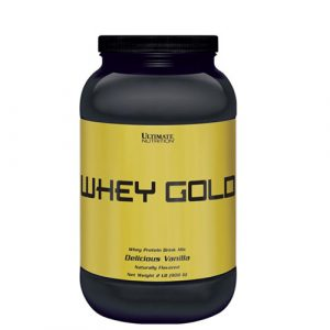 Ultimate Nutrition: Whey Gold (908 гр)