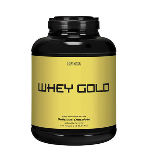Ultimate Nutrition: Whey Gold (2270 гр)