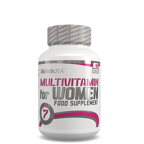 BioTechUSA: Multivitamin For Women (60 таб)