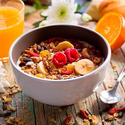 Протеино-банановый завтрак