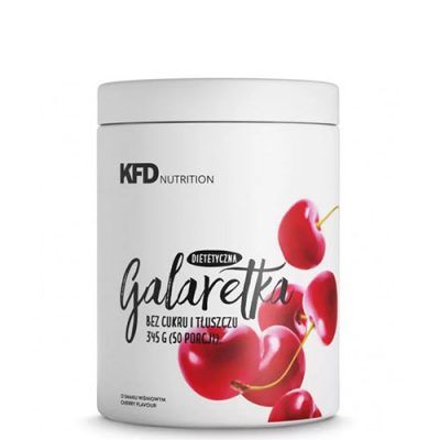 KFD: Galaretka (диетическое желе) (345 гр, 50 порций)