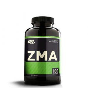 Optimum Nutrition: ZMA (180 капс)