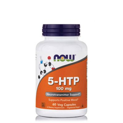NOW: 5-HTP 100 мг (60 капс)