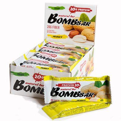 BOMBBAR: Батончики (60 гр)