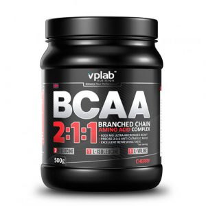 VP Laboratory: BCAA 2:1:1 (500 гр)