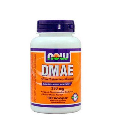 NOW: DMAE (250 мг, 100 капс)