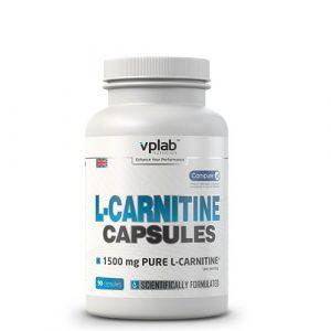 VP Laboratory: L-Carnitine Caps (90 капс)