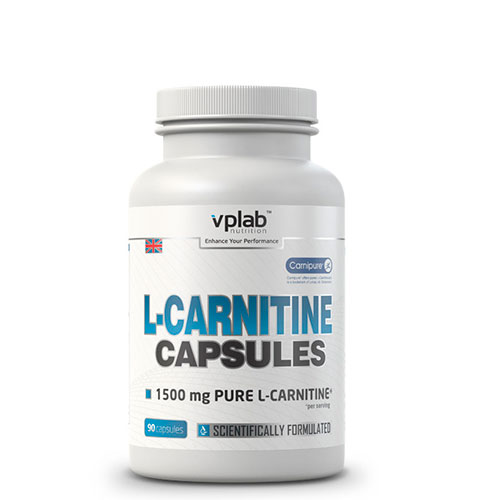VP Laboratory: L-Carnitine Caps (90 капс)