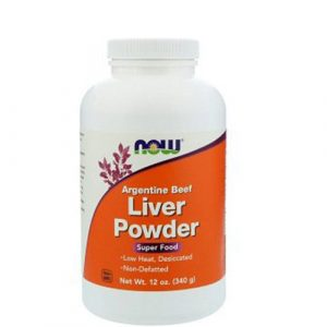 NOW: Liver Powder (340 гр)