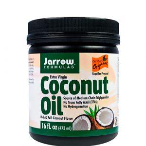 Органическое кокосовое масло (473 мл)