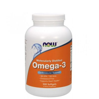 NOW: Omega 3 (200 капс)