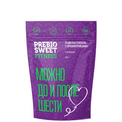 Prebio Sweet: Подсластитель (0 ккал, 150 гр)