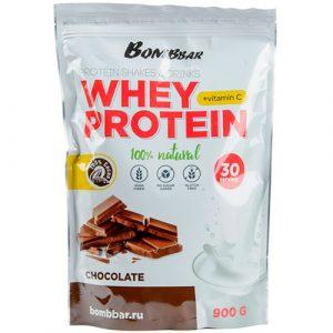 BOMBBAR: Whey Protein (900 гр)