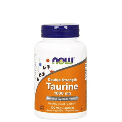 NOW: Taurine (1000 мг, 100 капс)
